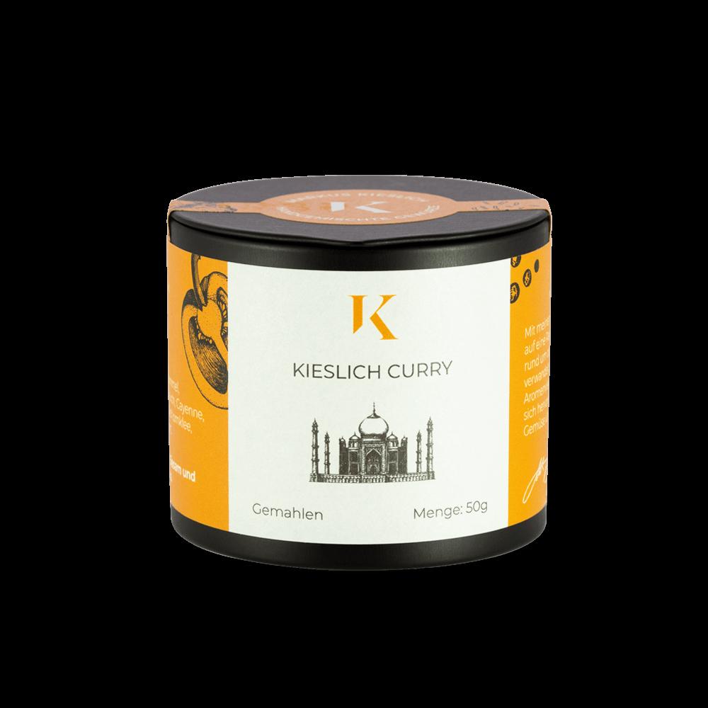Das Curry aus dem Hause Kieslich für alle Curryliebhaber